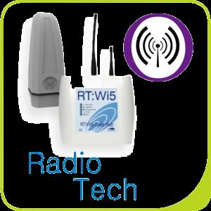 Radio Tech Button